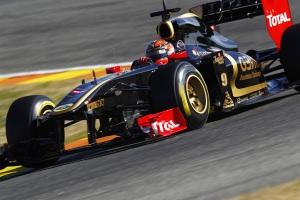 Kubica en la última jornada en Cheste