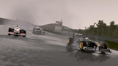 """Imágen oficial del videojuego """"F1 2011 Codemasters"""""""